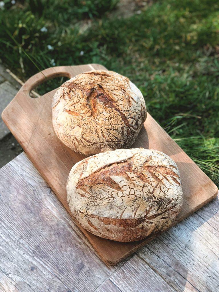 Chia magos kovászos kenyér